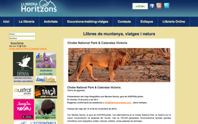 Presentation of Chobe National Park