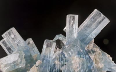 Aquamarine beryl variety