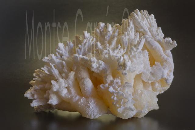 Aragonita coraloide