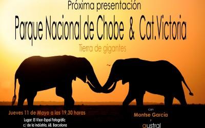 Próxima presentación: Chobe NP & Cataratas Victoria