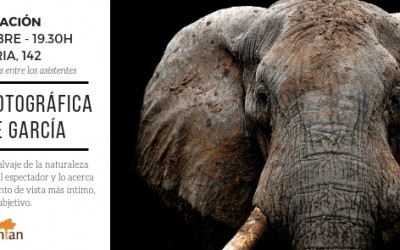 "Inauguración exposición fotografía ""Grandes retratos africanos"""